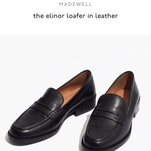 Madewell- The Elinor Loafer